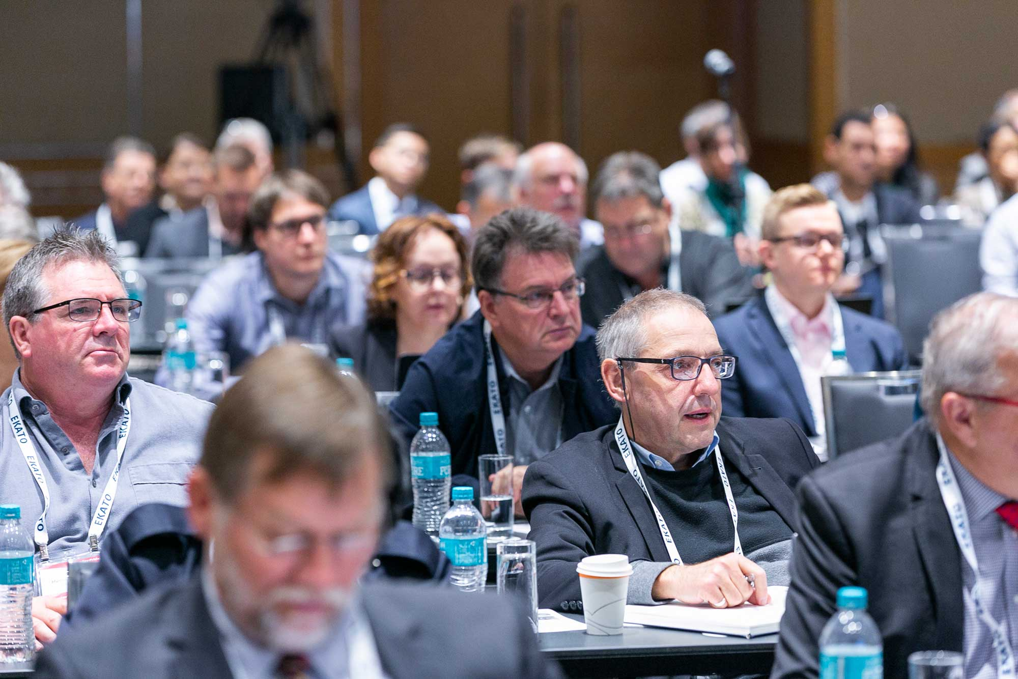Image of alta conference, everyone looking attentive